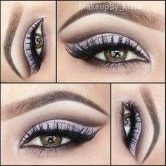 .@makeupby_mars | Cut crease using @coastalsents #smokeyeye palette #CREMElashes 62&28 #ana...