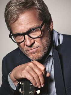 Smart looking Jeff Bridges for the Marc O´Polo Spring/Summer 2014 Eyewear campaign #followyournature #casual