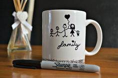 The Proven Way To Make Your Sharpie Mug Design Stick...Really!