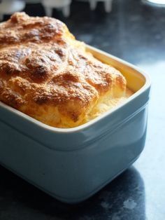 Crab Souffle - Going to have to try this!