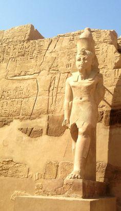 Karnak Temple, #Luxor, #Egypt, #AncientCivilizationsAdventure, May 2014