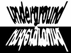 """""""underground""""  KOMNINOS ZERVOS"""