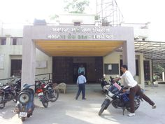 """West zone office where attendence is taken for the """"Kaamdaars"""""""