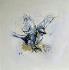 In Flight by Sharleen Boaden