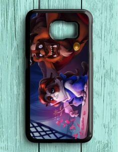 Beauty And The Beast Grumpy Cat Samsung Galaxy S7 Case