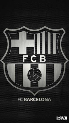Barcelona logo black and white wallpaper Barcelona Team, Barcelona E Real Madrid, Barcelona Futbol Club, Cr7 Messi, Messi Soccer, Neymar Jr, Fc Barcelona Wallpapers, Lionel Messi Wallpapers, Fcb Wallpapers