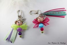 Grigri Luciole Creations, Personalized Items, Porte Clef, Jewerly