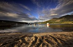 Boats at Trefor, Llyn Peninsula, North Wales  www.mariowenphotography.com