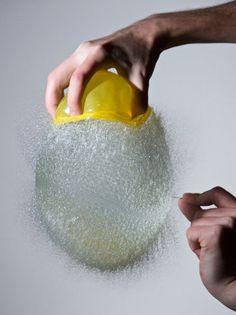 waterballoon burst