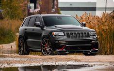 Jeep Cherokee Wheels, Srt8 Jeep, Jeep Grand Cherokee Srt, Mopar, Jeep Grand Cherokee Accessories, Bronze Wheels, Sport Suv, Badass Jeep, Black Jeep