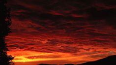 Sunset Boone, NC.  Just around the corner.