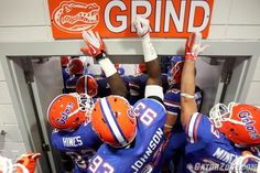 gametime..time to do the gator grind