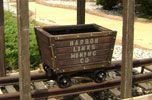 Large Mine Cart: perfect for theme or retail display