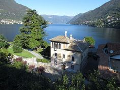FAGGETO LARIO - HISTORIC VILLA FRONT LAKE - Affitti - Rent Wedding - www.benehabitare.it/en/affitti/