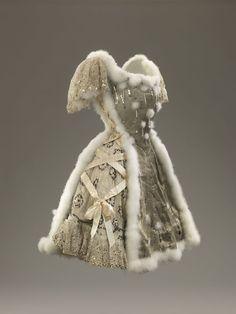Costume La Mer de Glace 1909.