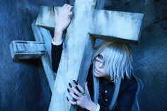 #undertaker #kuroshitsuji #black_butler #cosplay