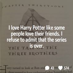 But this is actually the way I live my life... 19 Real Thoughts Harry Potter Fans Actually Have