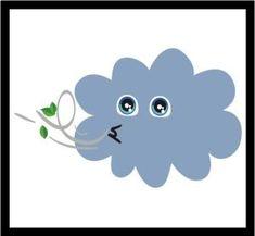 Pogoda - obrazki oraz plansza do pobrania - Pani Monia Clip Art, Education, Bujo, Day Planners, Onderwijs, Learning, Pictures