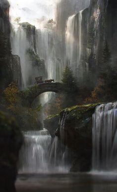 Bosque das Cachoeiras