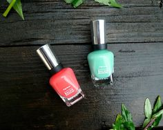 """Alenka's beauty: Sally Hansen Complete Salon Manicure #102 """"Temptin..."""