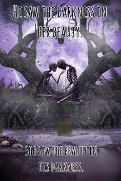Unfortunately the love was onesided. Skeleton Love, Skeleton Art, Skeleton Finger, Reaper Quotes, Dark Love Quotes, Twisted Quotes, Meaningful Quotes, Inspirational Quotes, Beautiful Dark Art