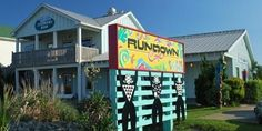 The Rundown Cafe in The Outer Banks