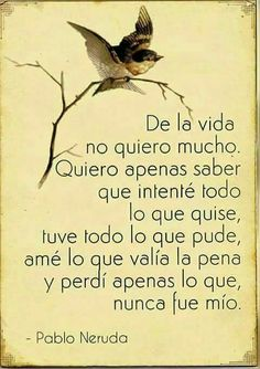 Arte Spanish Inspirational Quotes, Spanish Quotes, Wisdom Quotes, True Quotes, Qoutes, Grief Poems, Quotes En Espanol, Love Phrases, Motivational Phrases