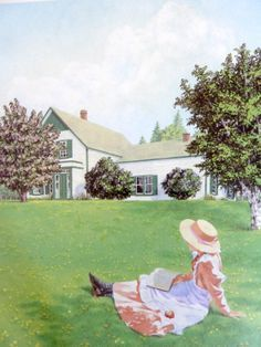 Off the Shelf: The Anne of Green Gables Treasury – Book People Studio Anne Auf Green Gables, Road To Avonlea, Gable House, Literary Characters, Illustration Noel, Anne With An E, Anne Shirley, Book People, Prince Edward Island