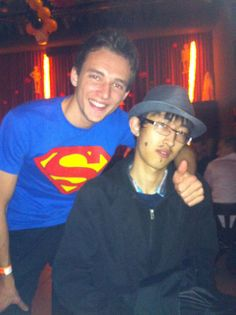 li tong and me