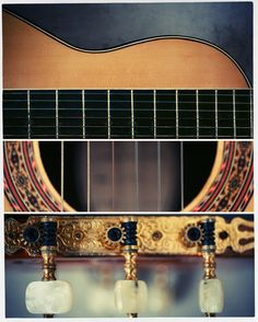 Acoustic Guitar // PHOTOGRAPHY - Pedro Kuperman