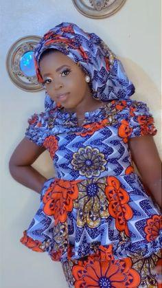 African Dress Patterns, Estilo Abaya, African Shirts For Men, Little Girl Braids, Batik Fashion, Latest African Fashion Dresses, Hijab Chic, African Wear, African Beauty