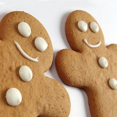 A soft gingerbread dough recipe that handles well and great flavor. Gingerbread Cookies Recipe from Grandmothers Kitchen.