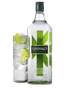 marque de gin : G Greenall
