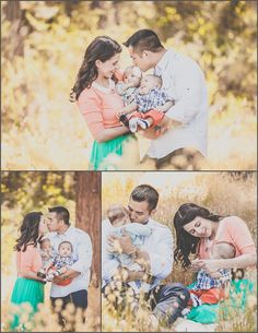 N Family Blog 3 by AGP 3rd Month Session with Twins (Professional Portrait Photographer. Monterey, CA)