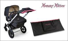 This is so cool.  Too bad I don't have a kid in a stroller any longer!