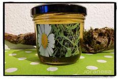 Gänseblümchen-Honig