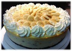 Gerald's Heavenly Desserts-Banana Foster cheesecake....yummy