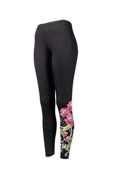 944dd054360ce Women's Athletic Apparel: Elemental Air Legging-Pink - Womens Workout and Sports  Leggings