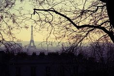 Night in Paris <3