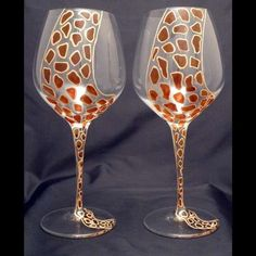 most beautiful stained glass wine glasses - Google Search