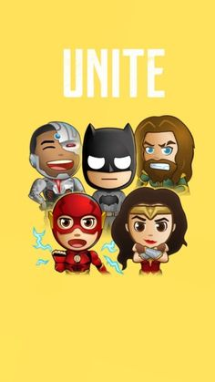 Justice League United this Friday.