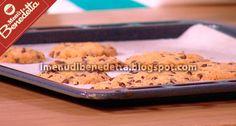 Cookies di Benedetta Parodi Corn Flakes, Muesli, Italian Recipes, Christmas Cookies, Macaroni And Cheese, Buffet, Menu, Yummy Food, Breakfast