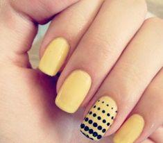 5 Yellow Nails 600x525