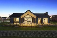 Landmark homes orini design showhome ~ Ze Huus Idea Portal, Pole Barn Homes, Mountain Modern, Building Companies, Build Your Dream Home, Home Renovation, Exterior Design, Architecture Design, New Homes