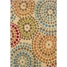 Fargeinspirasjon til teppe under stuebord og spisebord