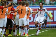 FIFA World Cup 2014: Germany vs Portugal 13th Match in Pictures