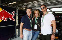 Antonio Banderas, Melanie Griffiths, Gerard Butler