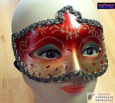 Hogy kitűnj a tömegből! Utca, Halloween Face Makeup