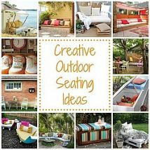 (17) Hometalk :: Great tips on outdoor seating brought to you by our friend Stacy Risen…