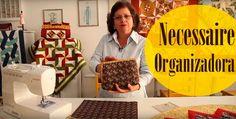 Ateliê Ana Cosentino: Necessaire Organizadora (Prof. Elisa Fumache Ateli...